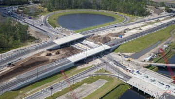 Epcot Center Drive Interchange