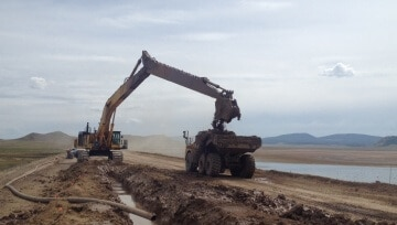 Antero Dam Rehabilitation Phase III