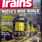 SEMA Project Featured in Trains Magazine!
