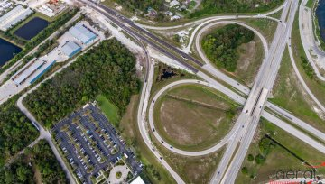 Pineda Causeway Overpass