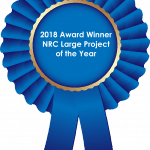 SEMA's BNSF Alliance IMF Expansion Phase II Wins Project of the Year Award!